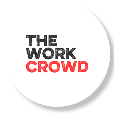 The Work Crowd Logo For Digital Workshop Partners Page